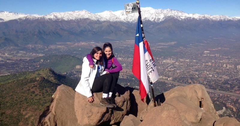Aryana blog 5 - mountaintop